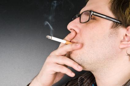 Palenie papierosów może spowodować impotencję